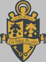 logo - les frères pillard - escape game valenciennes